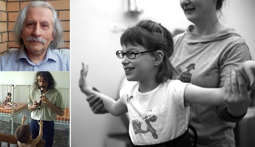Koloskov enfants en situaiton de handicap mental Russie