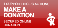 Make a donation to the BICE