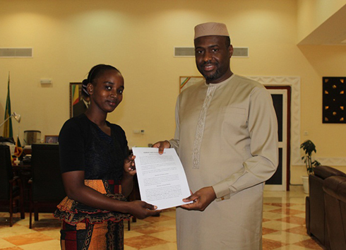 New step for the rights of the child in Mali